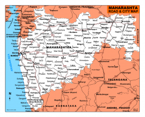 Download Maharashtra map