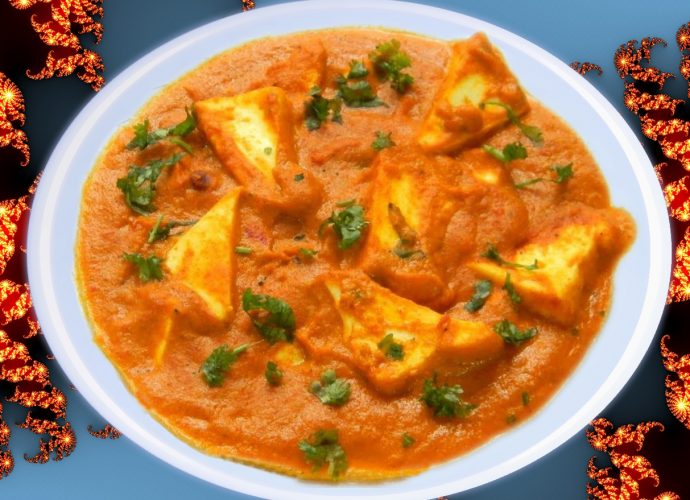 how to make shahi paneer at home