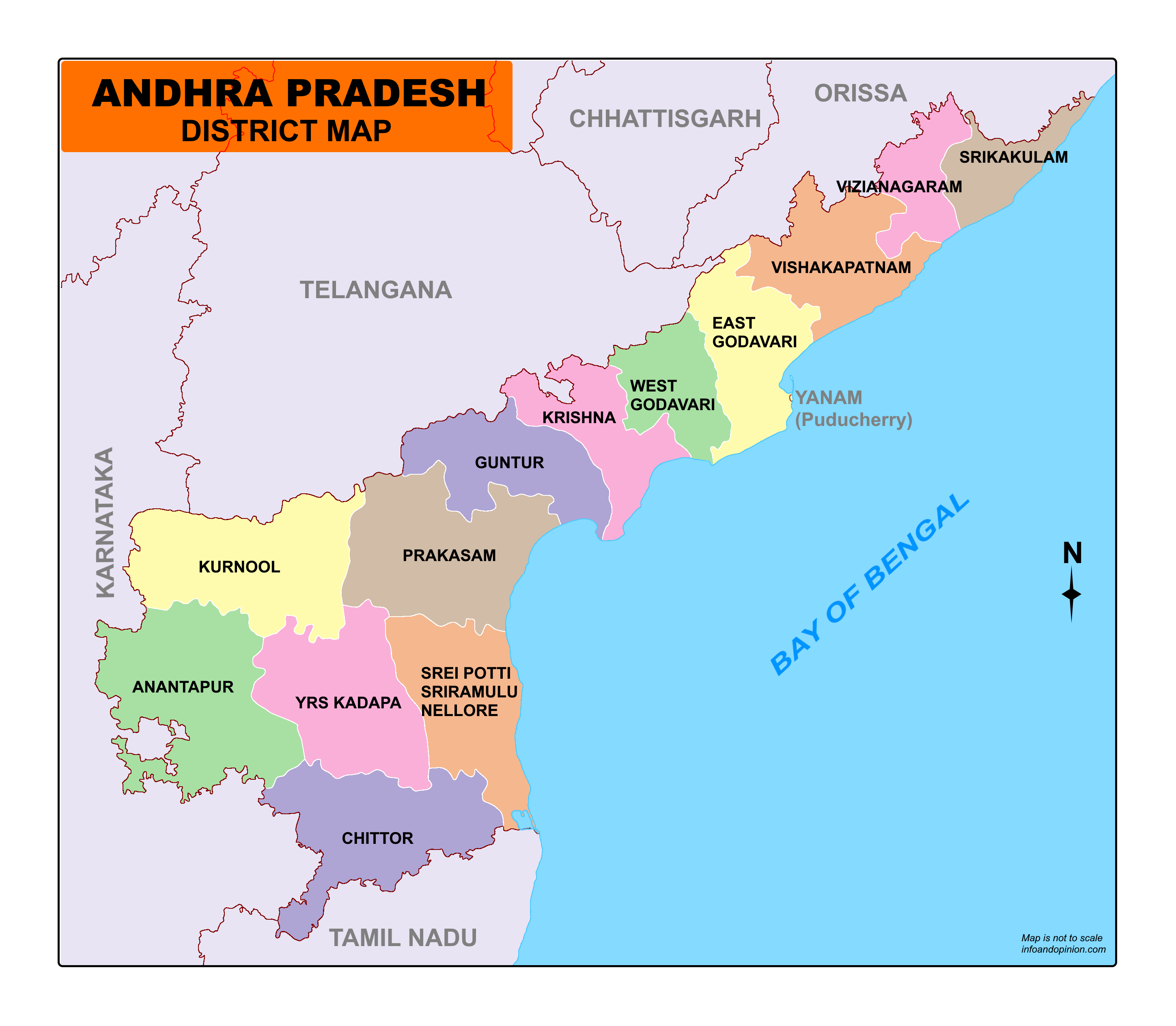 andhra map with districts Andhra Pradesh Map Download Map Of Andhra Pradesh Free Pdf andhra map with districts