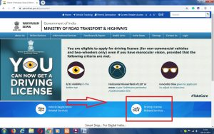 How to apply for a driving licence online