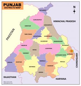 punjab map download
