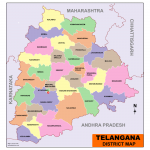 Download Telangana Map