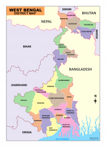 Download West Bengal map