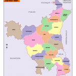 download Haryana map free