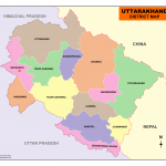 Download Uttarakhand map