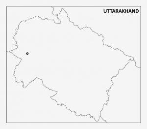 Download Uttarakhand Map