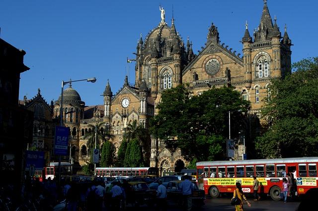 Mumbai Chatrapati Sivaji Terminus