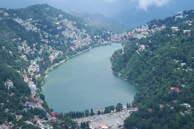 Best places in Nainital