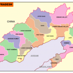 Download Arunachal Pradesh Map