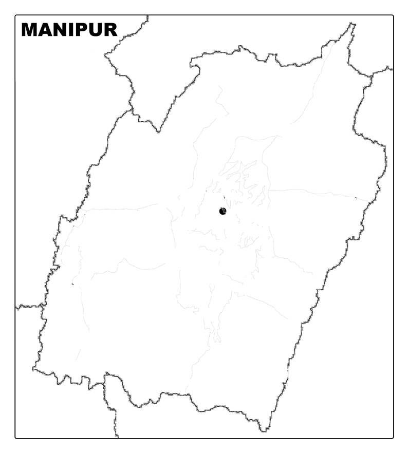 Download Manipur Map