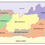 Download Meghalaya Map