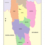 Download Mizoram Map