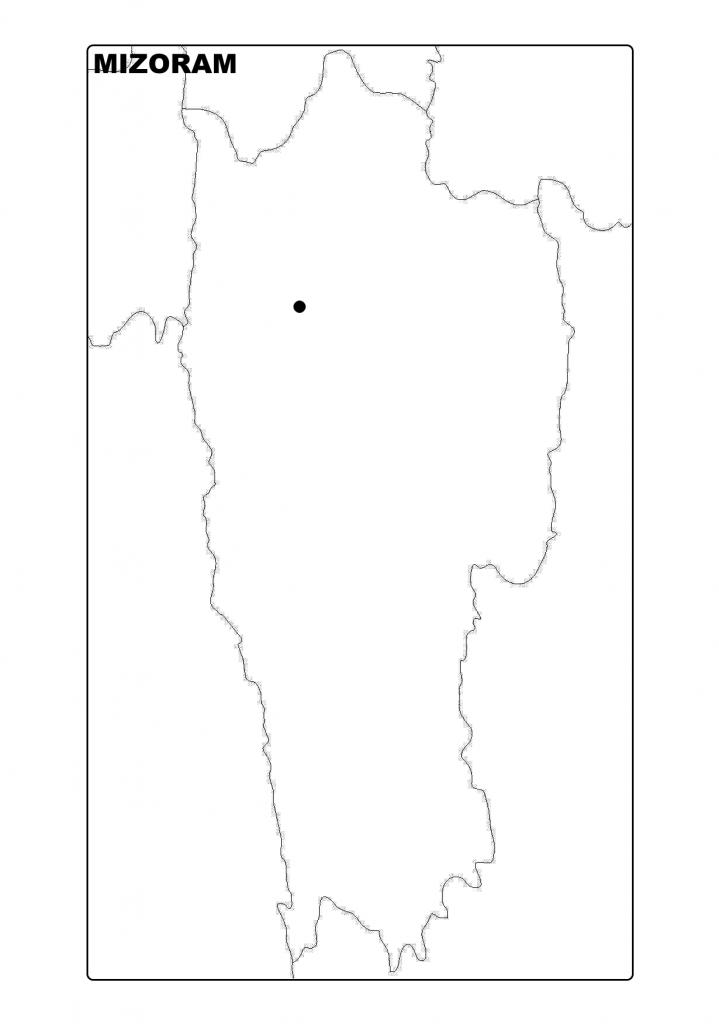 Download Mizoram Map