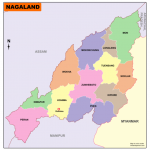 Download Nagaland Map