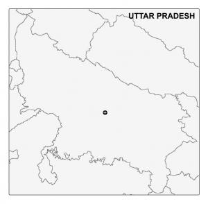 Download Uttar Pradesh Map
