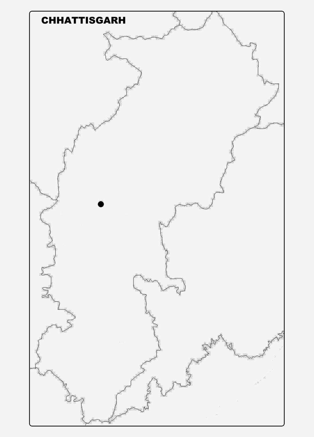 download Chhattisgarh map