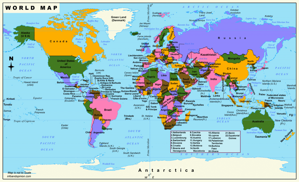 Download Image of World Map
