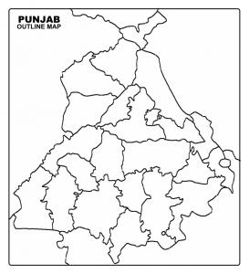 Download Punjab map